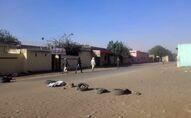 Darfour, l'endroit où les violences ont eu lieu en janvier 2021.