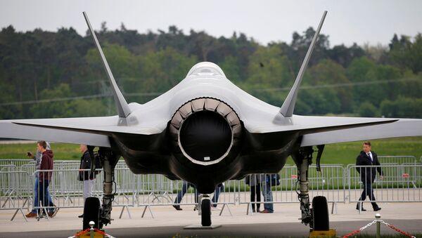 Un Lockheed Martin F-35  - Sputnik France