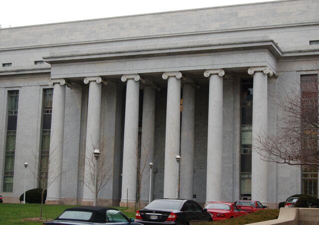 Le bâtiment du Rayburn de la Chambre des représentants à Washington (archive photo)