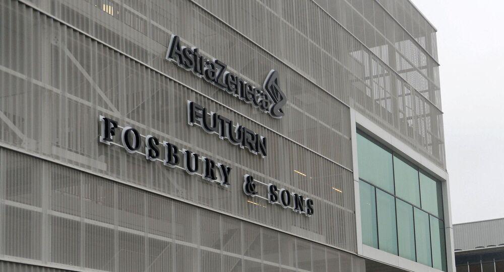 Bureau d'AstraZeneca à Bruxelles