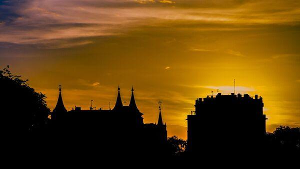 Un coucher de soleil - Sputnik France