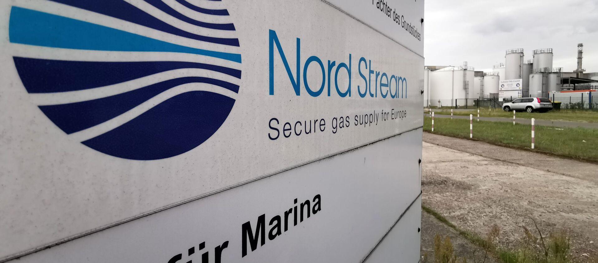 Gazoduc Nord Stream 2  - Sputnik France, 1920, 24.02.2021