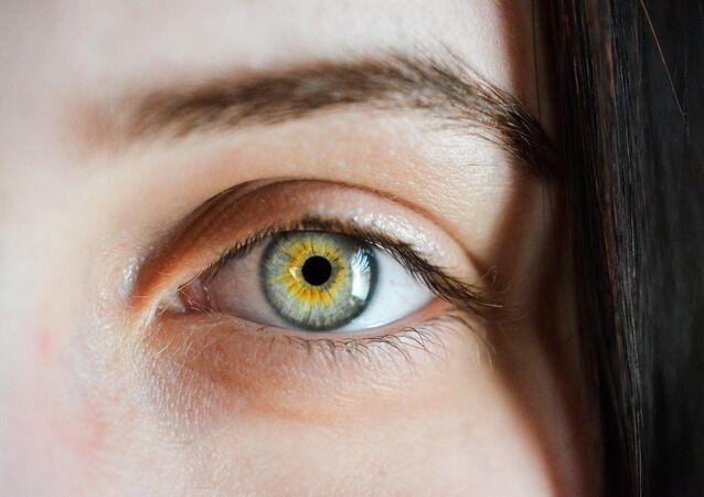 Un œil (image d'illustration)