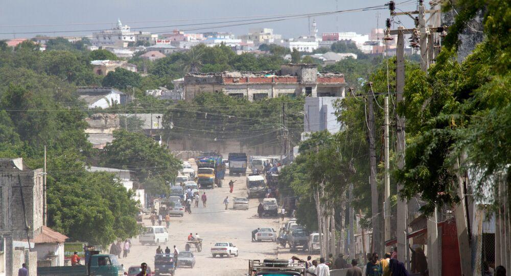 Mogadiscio, image d'illustration