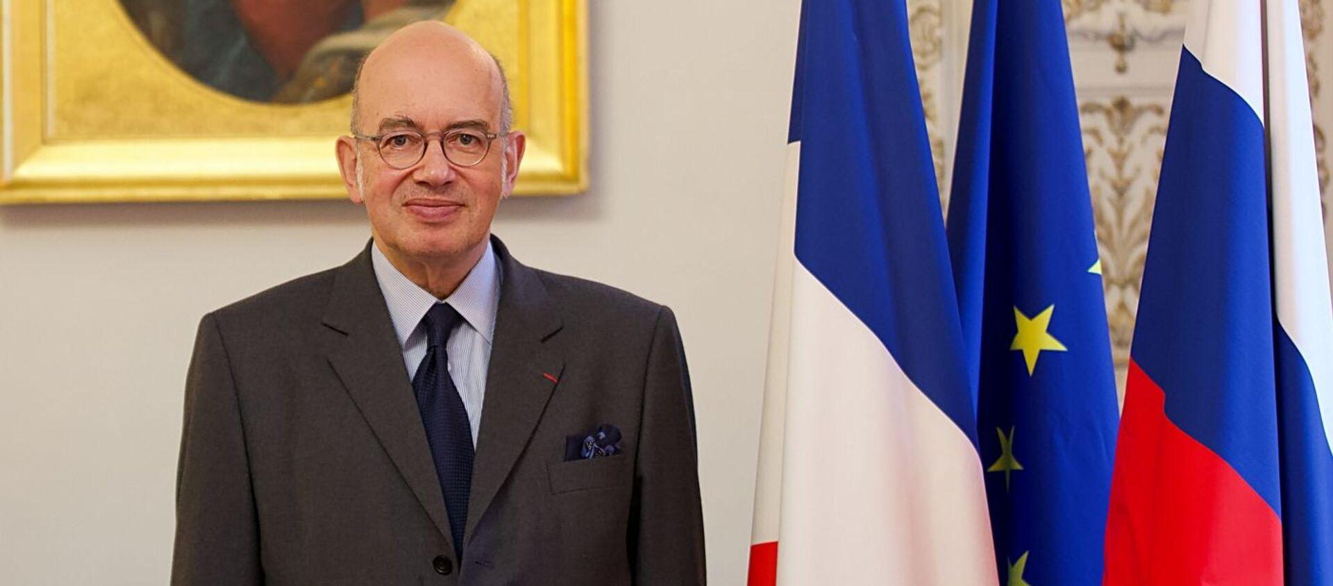 Pierre Lévy - Sputnik France, 1920, 01.02.2021