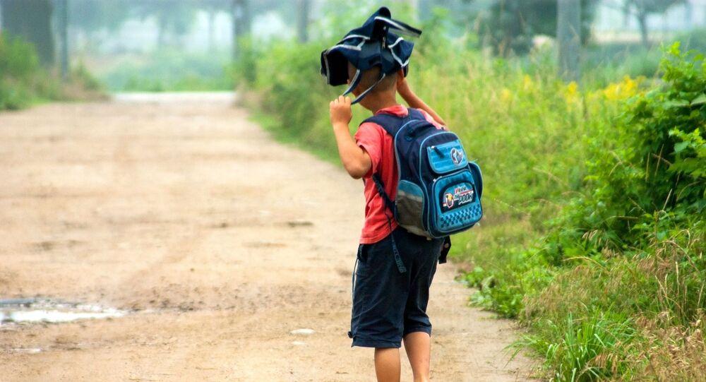 Un écolier