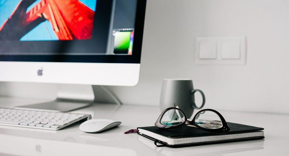 Un bureau (image d'illustration)