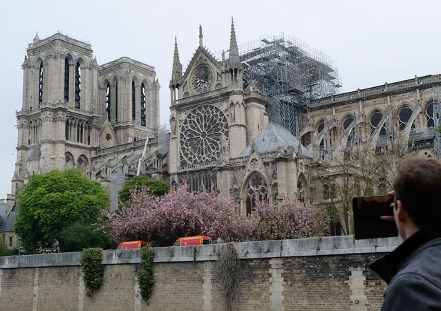 Notre-Dame de Paris (photo d'archives)