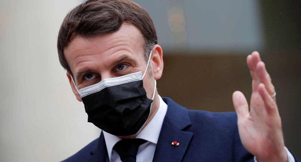 Crise sanitaire : la nouvelle promesse de Macron aux français