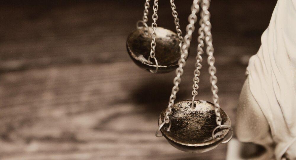Justice, image d'illustration