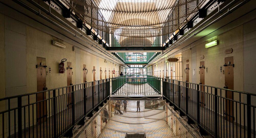 La prison de Fresnes, en Île-de-France