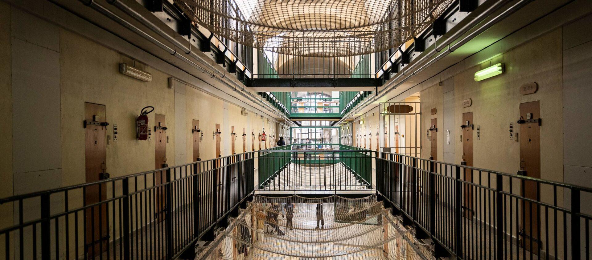 La prison de Fresnes, en Île-de-France - Sputnik France, 1920, 04.02.2021