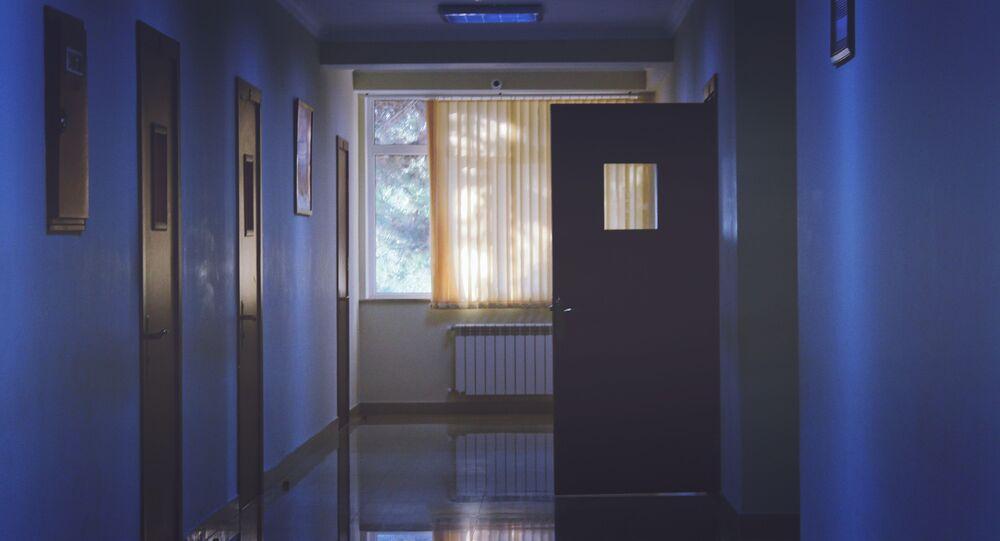A l'hôpital