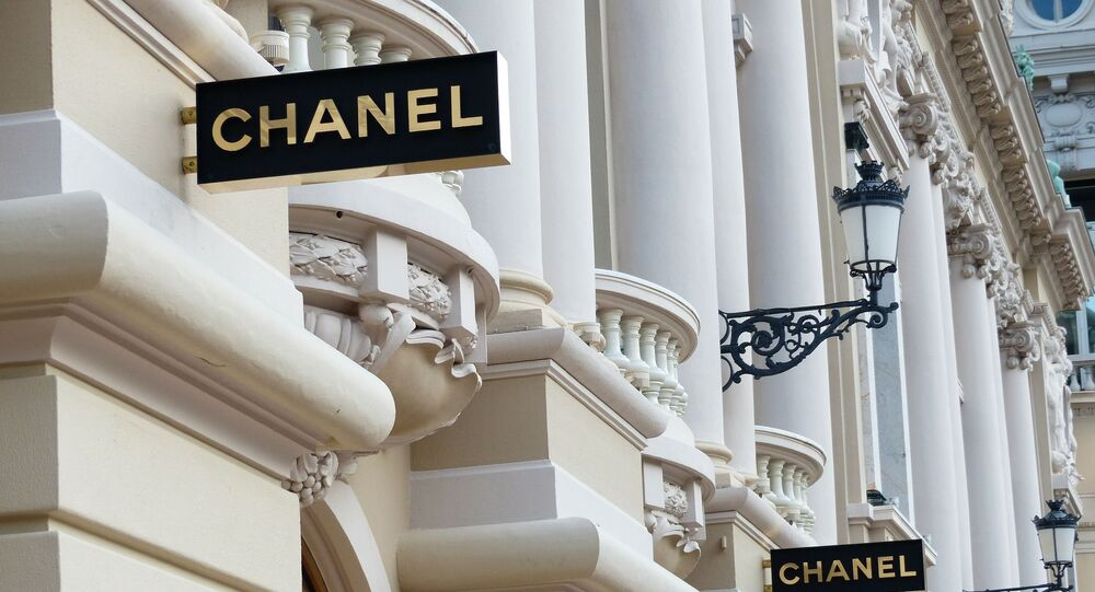 Une boutique de Chanel