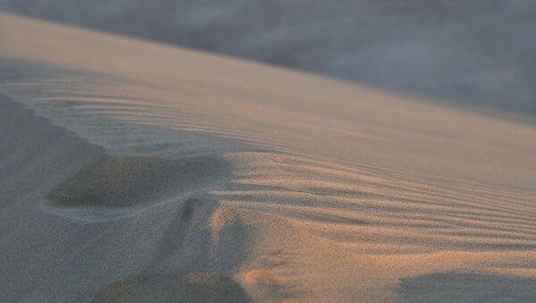 Sable, désert (image d'illustration) - Sputnik France