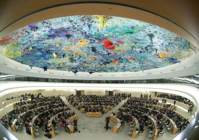 Le Conseil des droits de l'homme de l'Onu (photo d'archives)