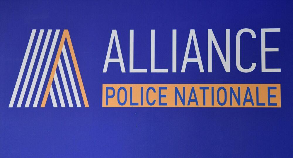 syndicat Alliance Police, logo