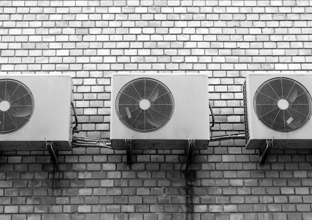 Un climatisateur (image d'illustration)