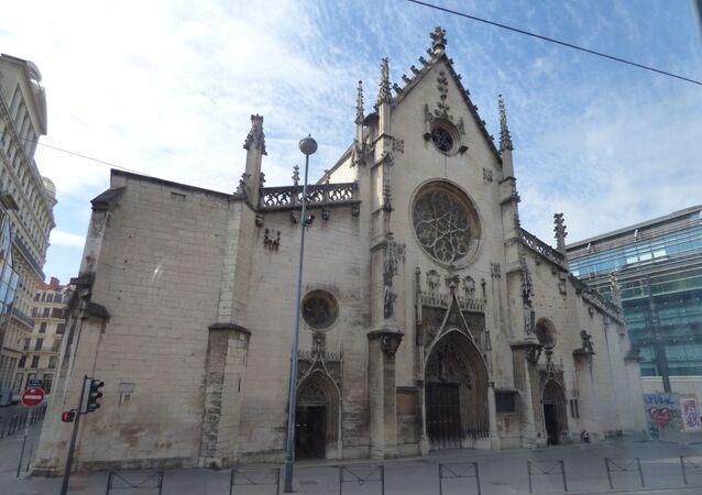 Basilique de Saint-Bonaventure à Lyon