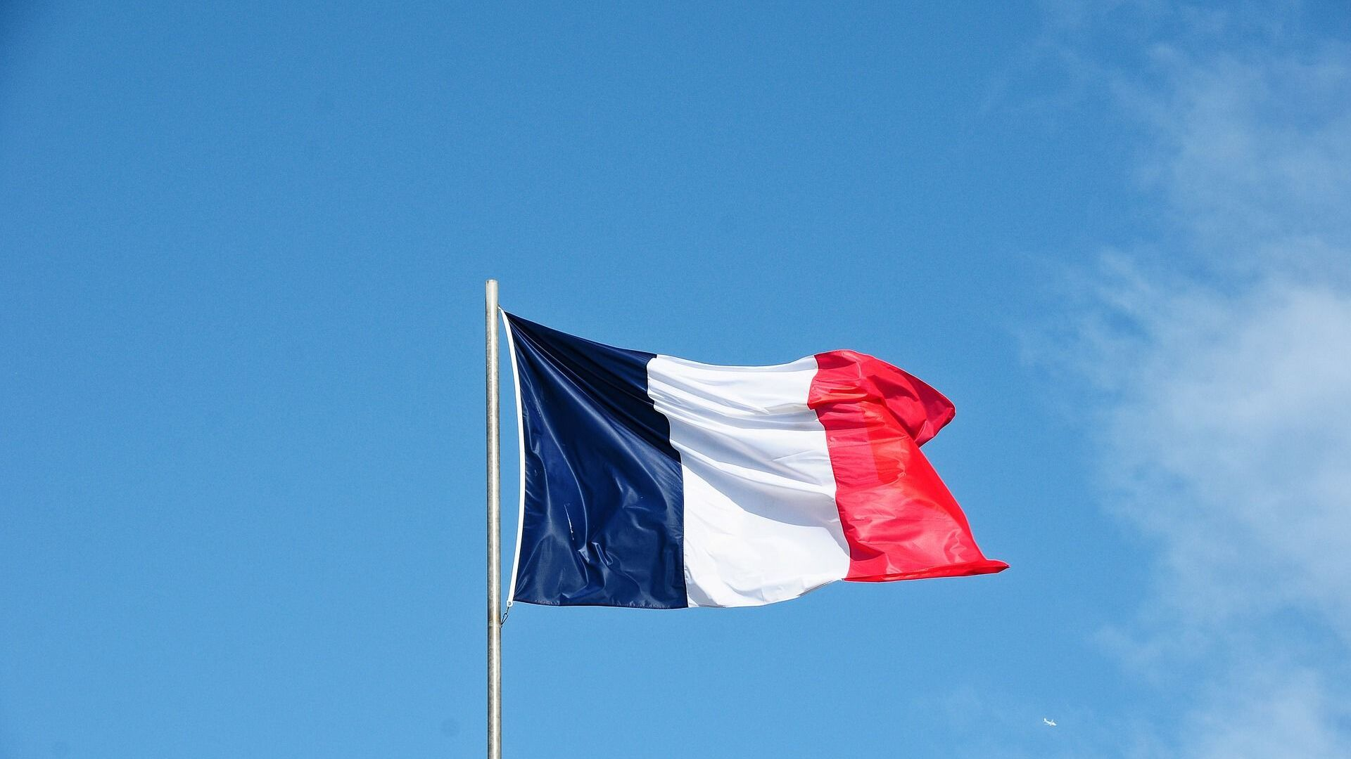 Le drapeau français  - Sputnik France, 1920, 11.02.2021