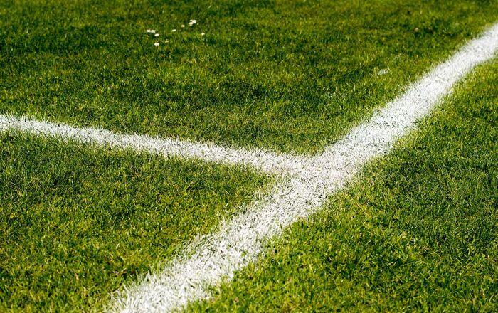 Un terrain de football (image d'illustration)