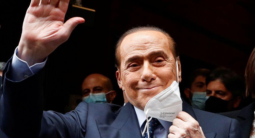 Silvio Berlusconi (photo d'archives)