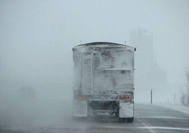 Un camion (image d'illustration)