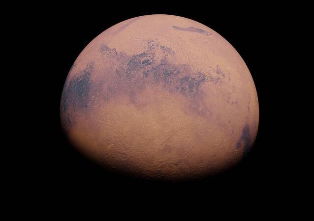Mars, image d'illustration