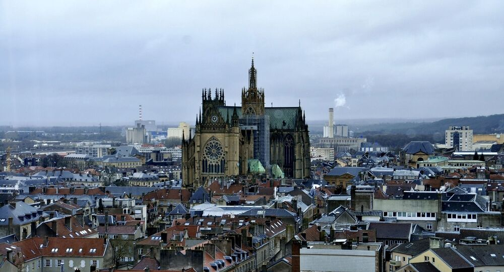 Metz, image d'illustration