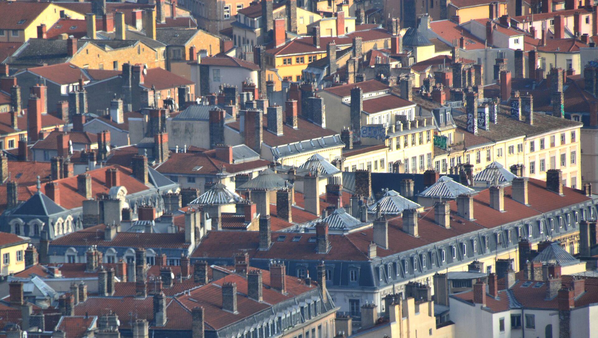 Les toits de Lyon (archive photo) - Sputnik France, 1920, 12.02.2021