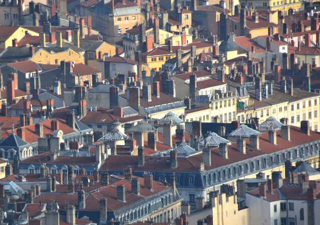 Les toits de Lyon (archive photo)