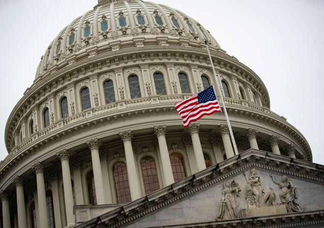Le Capitole à Washington