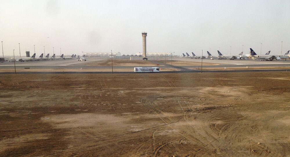 Aéroport de Djeddah (archive photo)