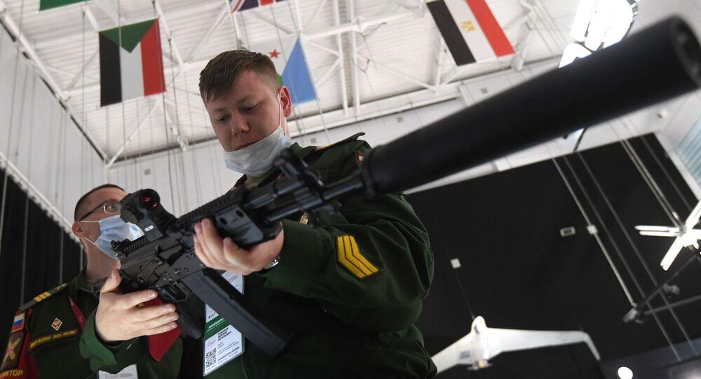 Présentation de l'АК-19