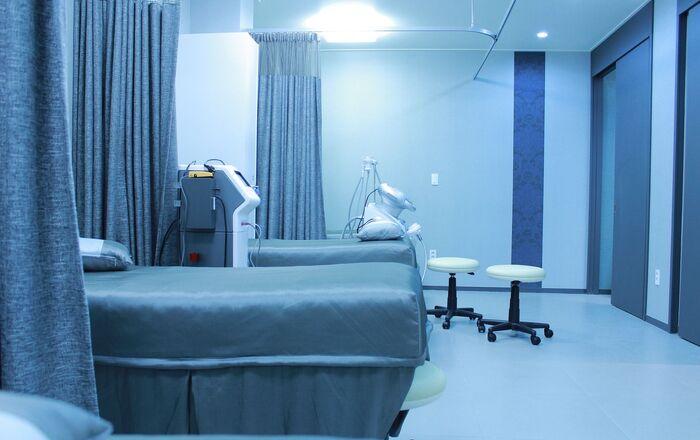Chamdre d'hôpital