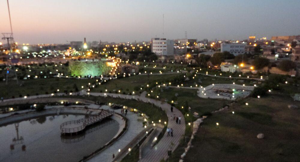 Erbil (archive photo)