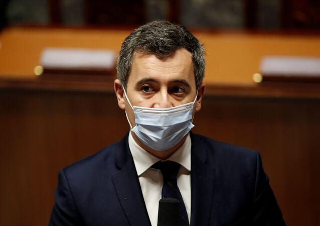 Gérald Darmanin (photo d'archives)