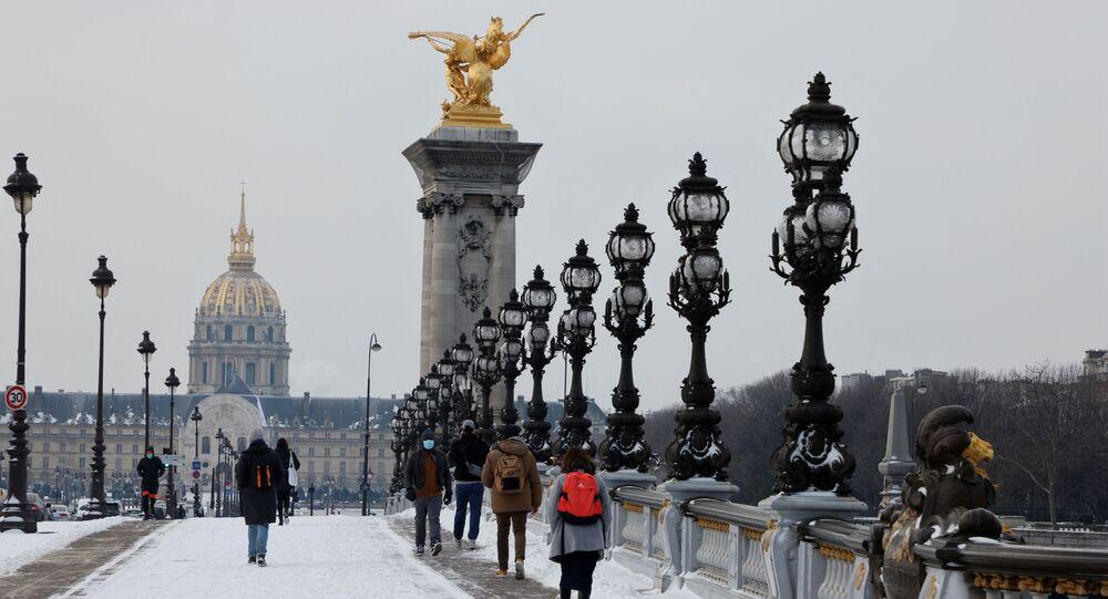 Paris, France, le 10 février 2021