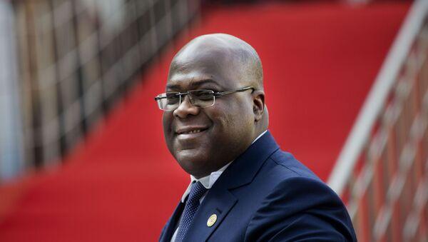 Félix Tshisekedi, Président de la RDC - Sputnik France