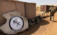 Logo des opérations spéciales dirigées par la France pour la nouvelle Task Force Barkhane Takuba