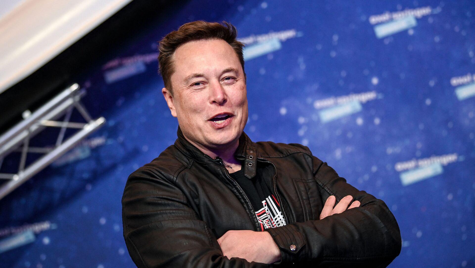Elon Musk - Sputnik France, 1920, 10.03.2021