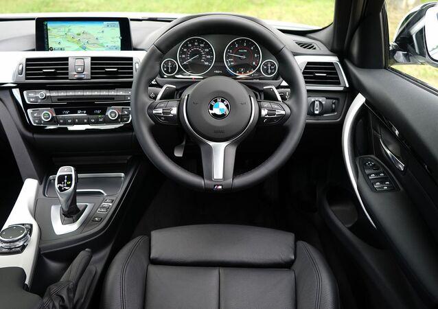 Une voiture BMW (image d'illustration)