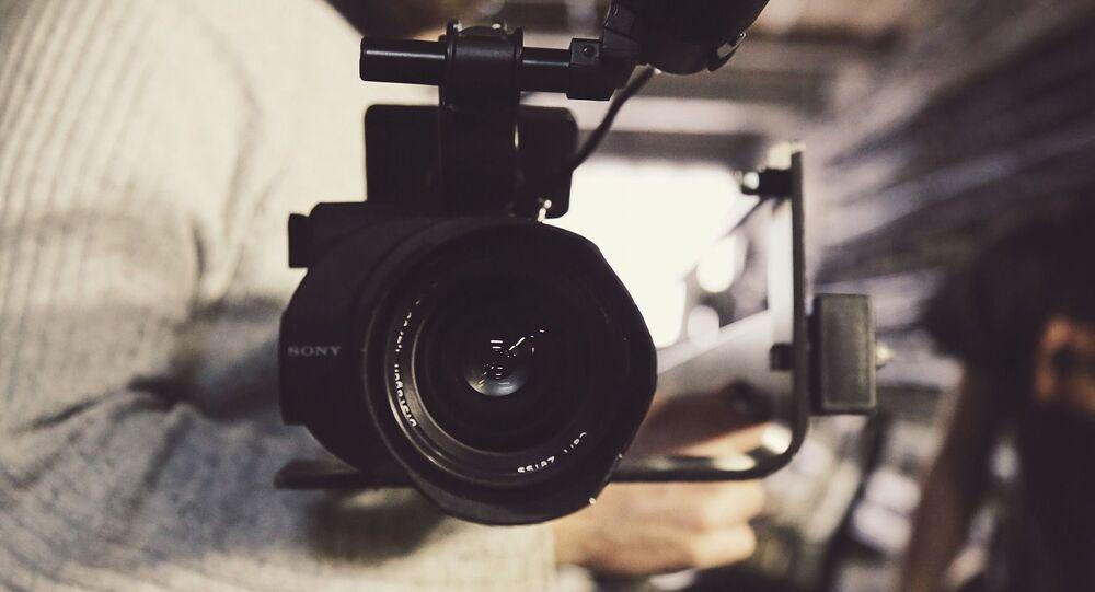 Un cameraman (image d'illustration)