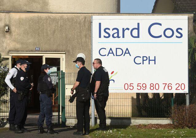 meurtre du responsable d'un centre de réfugiés à Pau, le 19 février 2021