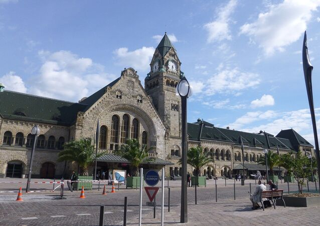Metz, chef-lieu de la Moselle