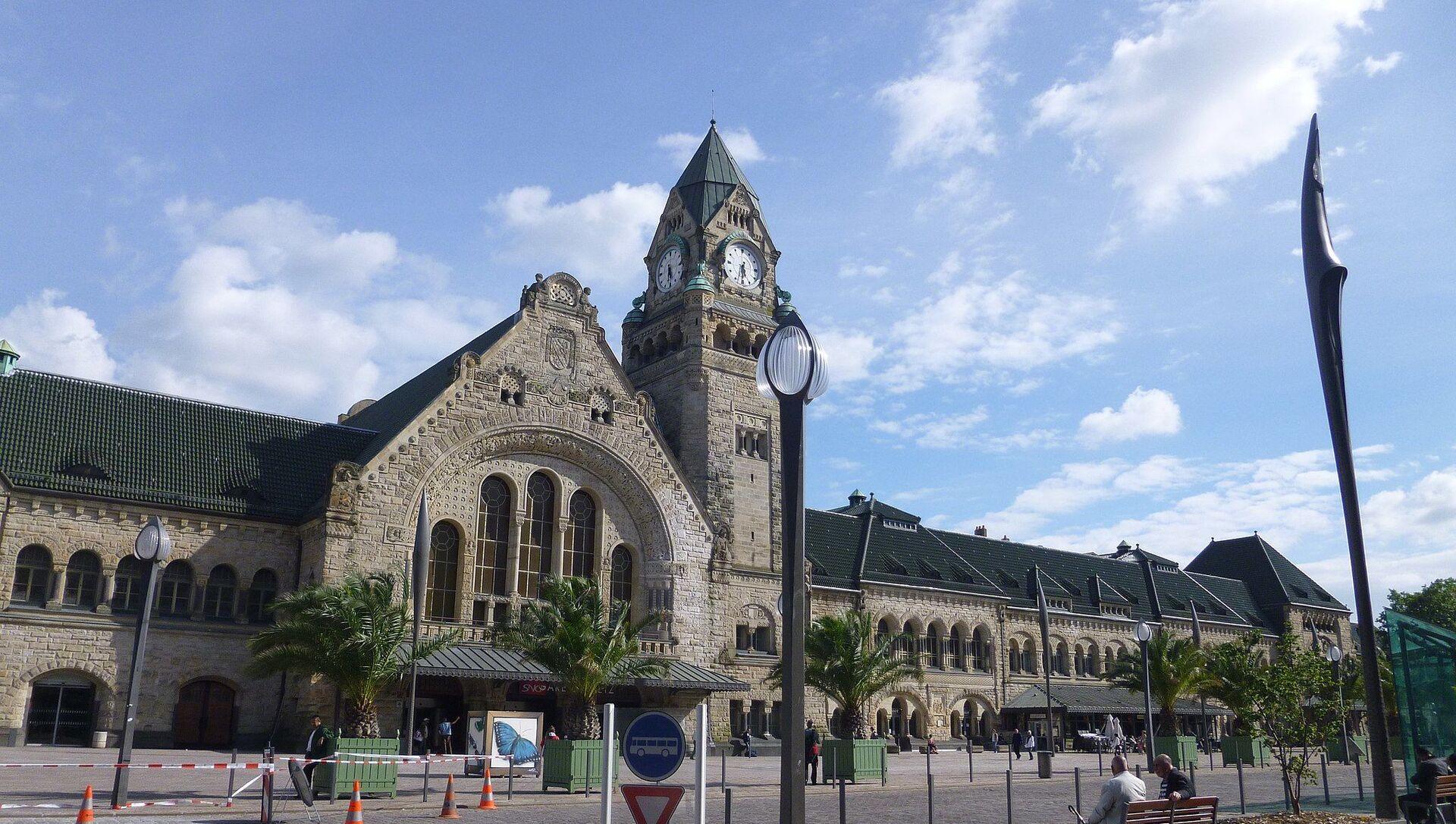 Metz, chef-lieu de la Moselle - Sputnik France, 1920, 28.02.2021