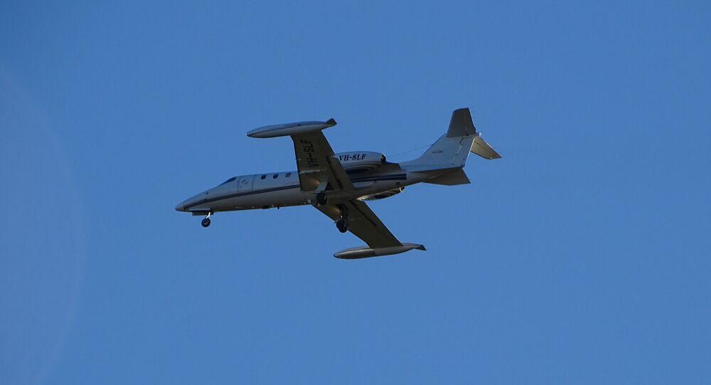 Un Learjet (image d'illustration)