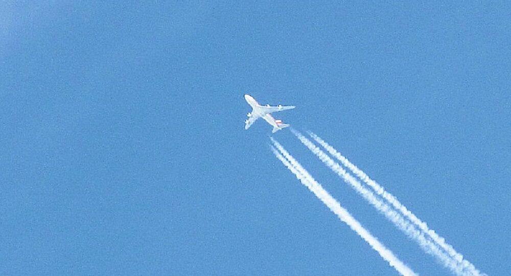 Un Boeing 747-400 (archive photo)