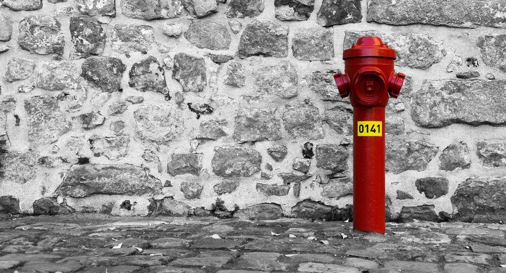 Une borne d'incendie (image d'illustration)