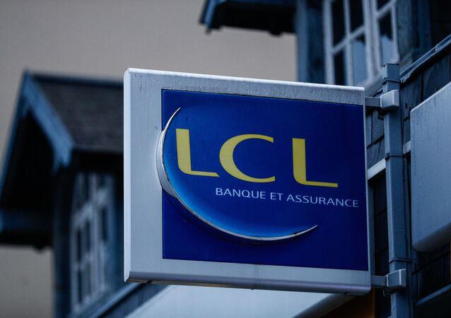 La banque LCL